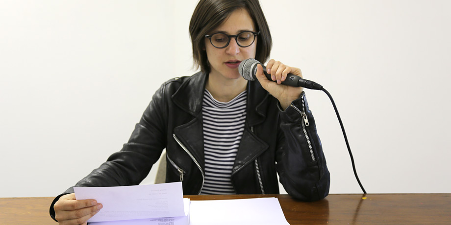 Sarah Rodigari - A Filibuster of Dreams