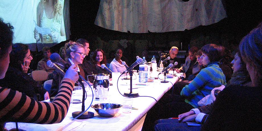 Lois Weaver (USA/UK) - The Long Table